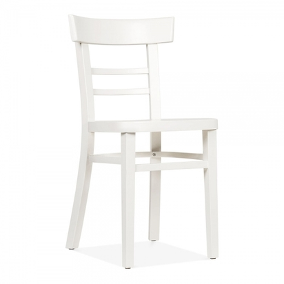 Cult living leena wooden dining chair white p7651 102243 image