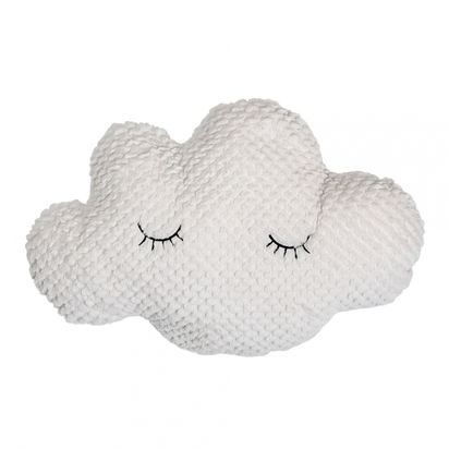 Cult home sleeping cloud soft touch cushion white p8919 107426 image