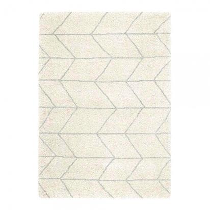 Asiatic logan floor rug pure polypropylene silver p9886 118318 image