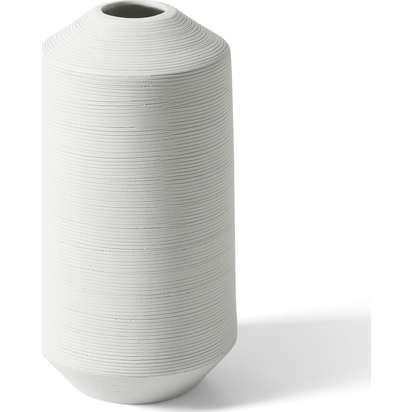 77176584ba2defd99de17c54b6eb6d9bce51a1d2 vasemr002wht uk emree textured bottle vase white lb01