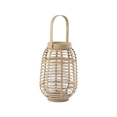 Torii bamboo cage lantern large 78183 p