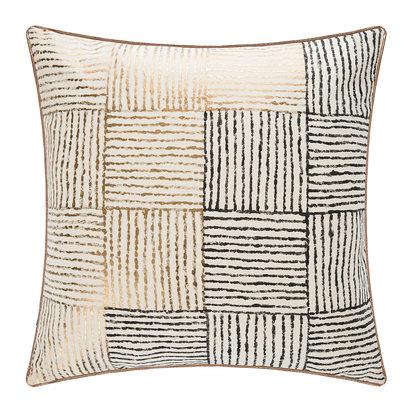 Square stitch cushion 50x50cm 867356