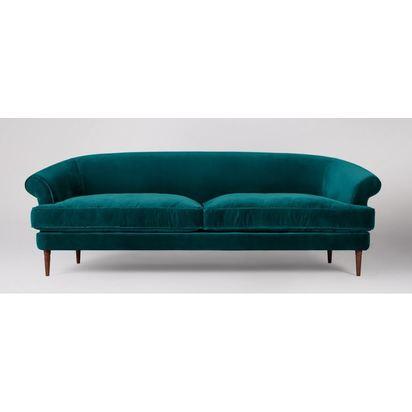 Rennes kingfisher sofa