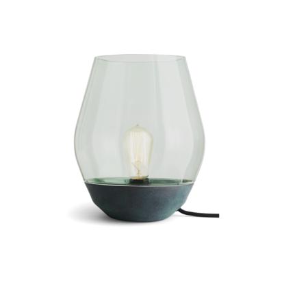 Bowl table lamp new works knut bendik humlevik clippings 11110453