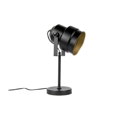 Leitmotiv studio metal table lamp black p14885 184809 image