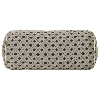 Ferm living salon cushion bolster mosaic sand 7477 1 main