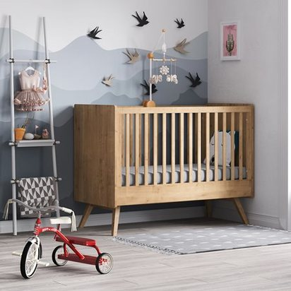 Vox vintage toddler cot bed