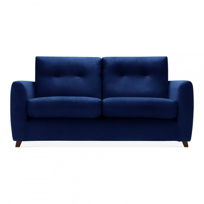 Anderson small upholstered 2 seater sofa bed p17728 252985 image