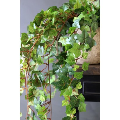 Fabulous faux trailing ivy posy 35646 p