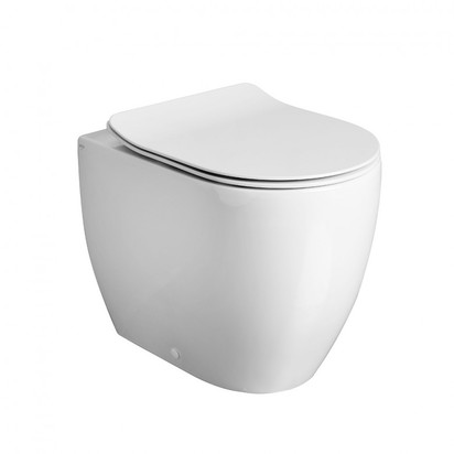 Crosswater glide ii back to wall rimless toilet cutout 4