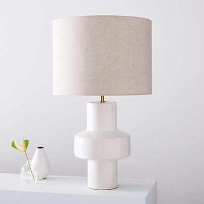 Modern totem table lamp medium w3512 z
