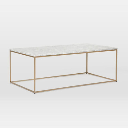 Streamline coffee table marble h3725 alt5 imgz