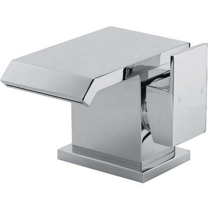 Cubic basin mono tap