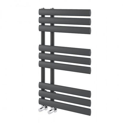 Riga radiator 820x500 grey 82053