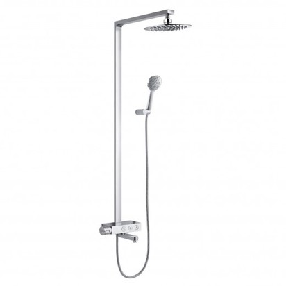 Iso shower pack and bath filler  21669