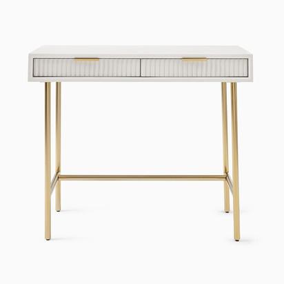 Quinn lacquer mini desk haze antique brass h6779 202041 0213 quinn lacquer mini desk haze antique brass 3 z