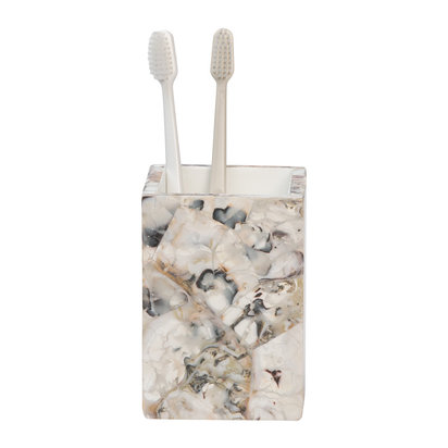 Tramore toothbrush holder oyster shell 823105
